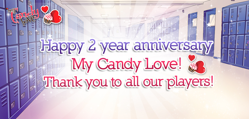 My Candy Love, a game of love and flirting for girls!