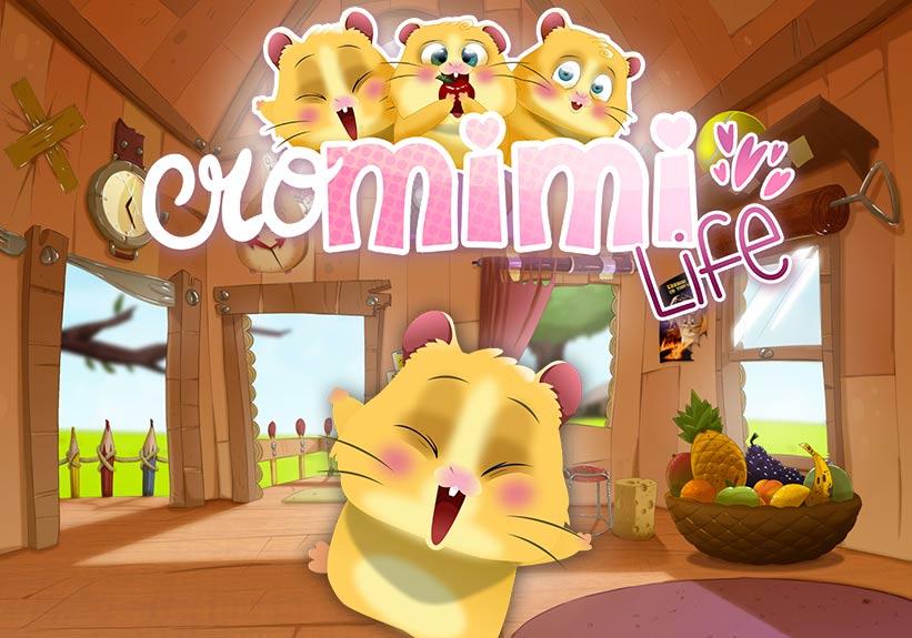 Cromimi 1er jeu d 39 levage de rongeurs virtuels gratuit - Hamster gratuit ...