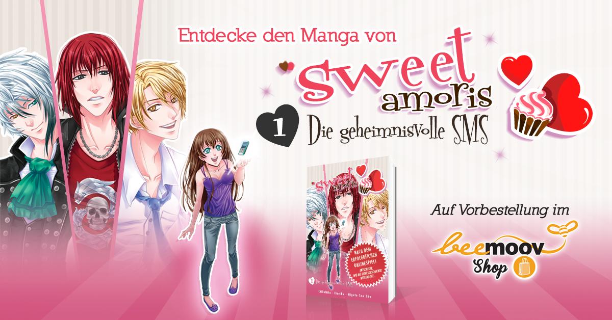 Sweet amoris das flirtspiel für jungs